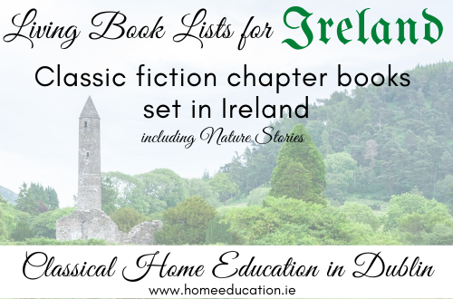 HomeEducation.ie Living Book Lists Classic Fiction Chapter Books