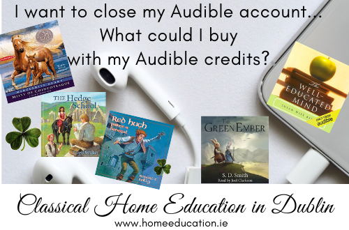 What could I buy with my audible credits