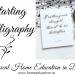 HomeEducationinIrelandCalligraphy