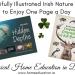 HomeEducationinIrelandPageaDayNatureBooks